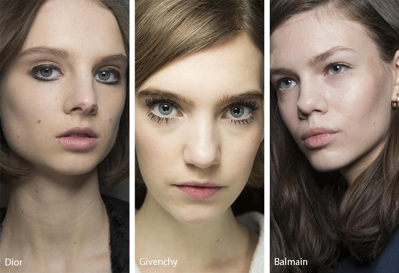 Fall/ Winter 2018-2019 Makeup Trends: Pale Foundation