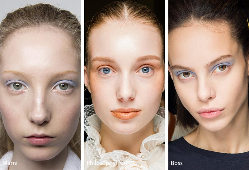 Fall/ Winter 2018-2019 Makeup Trends: No Mascara