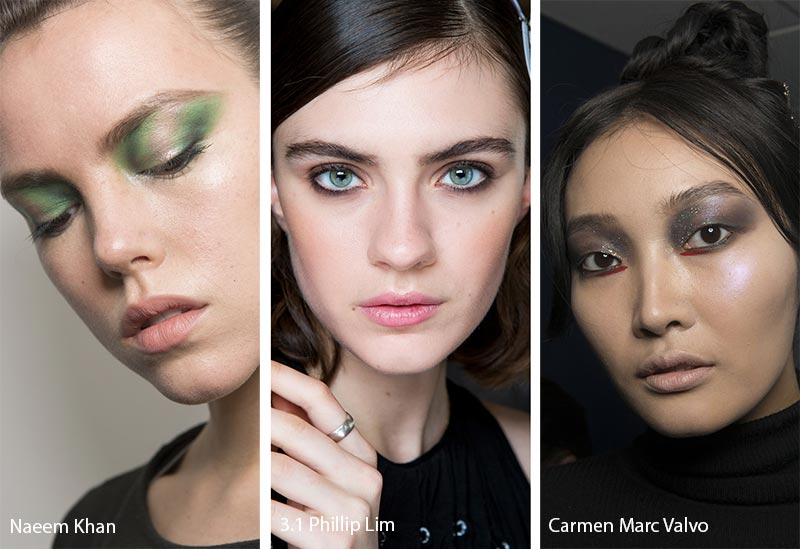 Fall/ Winter 2018-2019 Makeup Trends: Nude Lipstick